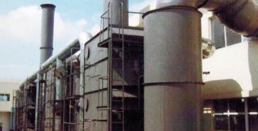 有机废气浓缩吸附蓄热氧化脱附净化装置