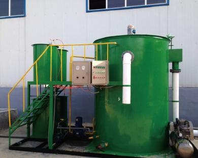 竖流式溶气气浮机