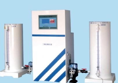 水处理消毒装置