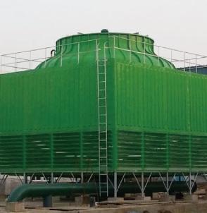 新型节能玻璃钢冷却塔